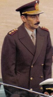 ARGENTINA - JORGE RAFAEL VIDELA