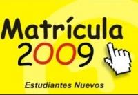 Matriculas en Bogotá