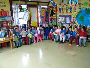 Tres jardines infantiles remodelados con inversi n de 1 for Azulillo jardin infantil