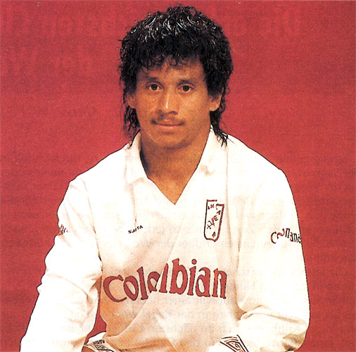Los Mejores Jugadores de la Historia de Colombia