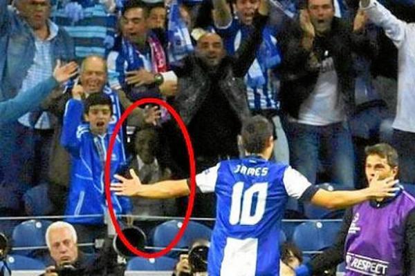 El fantasma tras el gol de James Rodríguez