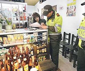 ventas licores