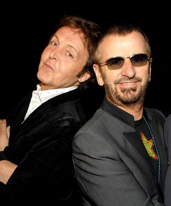 Ringo Starr y Paul McCartney  Los   250 ltimos Beatles se vuelven a unirRingo Starr Now