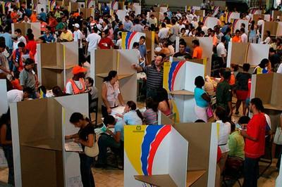 Habrá tranquilidad las elecciones de octubre: Registrador Nacional