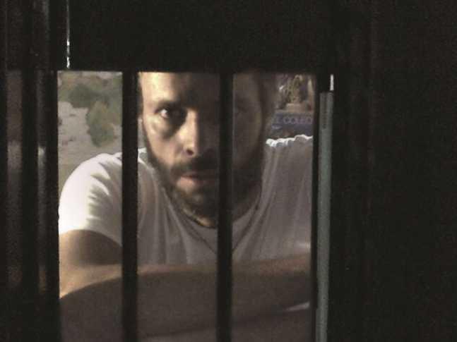 Leopoldo López en su celda