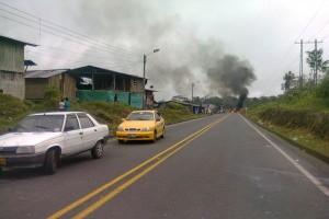 El Diviso, municipio de Barbacoas