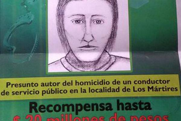 asesino conductor bus