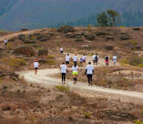 Maraton de Villa de Leyva