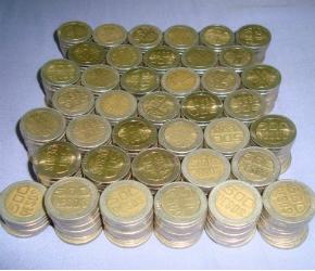 Monedas de 500