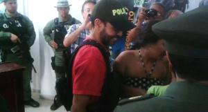 POLICIA RESCATADO SECUESTRADO