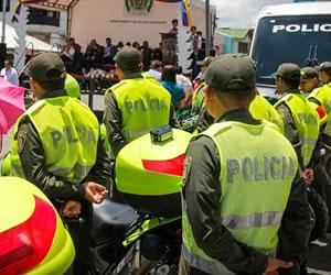 policia seguridad Boyaca santander