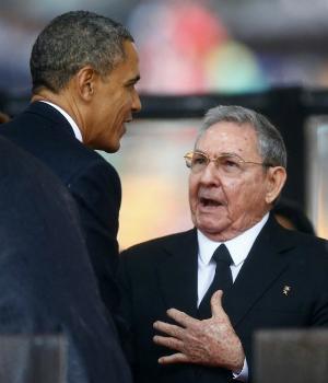 Obama-Raúl Castro