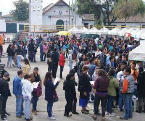 Alcaldía de Bosa promueve empleo local
