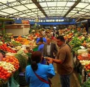 plazas de mercado