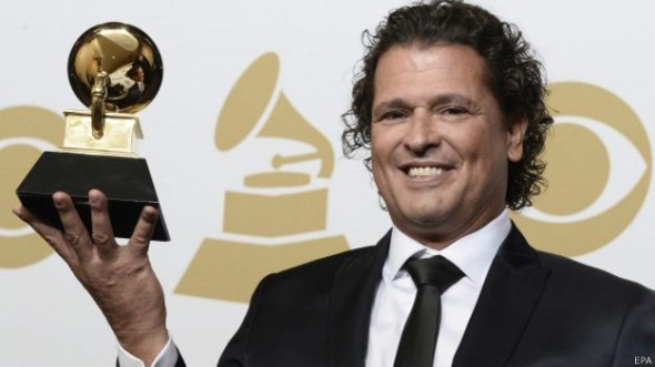 CARLOS VIVES- GRAMMY