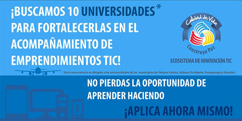 Buscamos+10+universidades