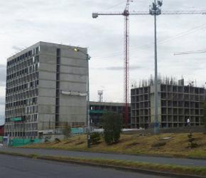 La construcción de vivienda impulsó el crecimiento de la producción de concreto en junio de 2015