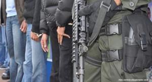 POLICIA- CAPTURAS CAUCA