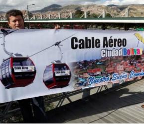 Cable aéreo Ciudad Bolívar