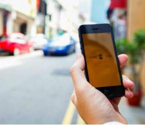 Fusión de aplicaciones para taxis