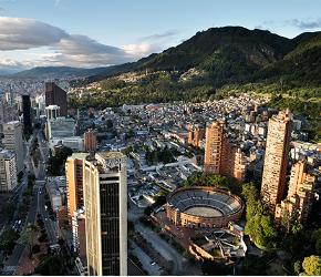 Proyecto para mejorar el aire de Bogotá