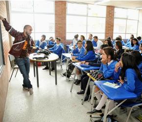 97 mil cupos en colegios de Bogotá