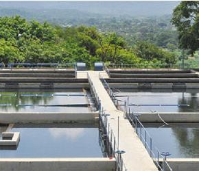 Agua y saneamiento básico en Santander