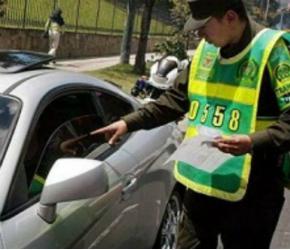 Aumento de comparendos y multas de tránsito