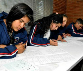 Colegios públicos Bogotá