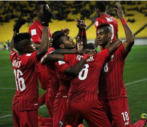 Panamá clasificó a Copa Centenario