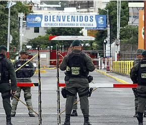 Alcalde venezolano pide a Maduro luchar contra corrupción de las FF.MM. en frontera