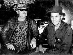 Jacobo Arenas y Martín Villa
