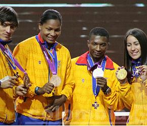 Incentivos para olímpicos