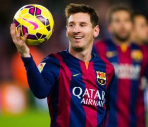 Messi con problemas de riñón