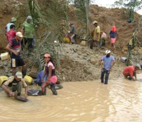 Minería Cauca