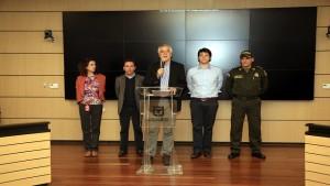 Judicializan a 48 vándalos por ataques a Transmilenio; Peñalosa dice: Fue terrorismo con fines políticos
