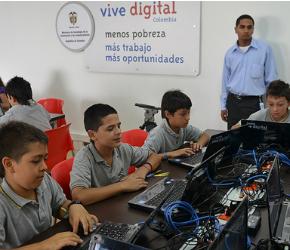 Punto Vive digital en Bucaramanga