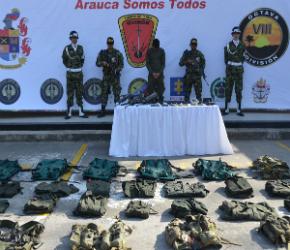 capturado venezolano